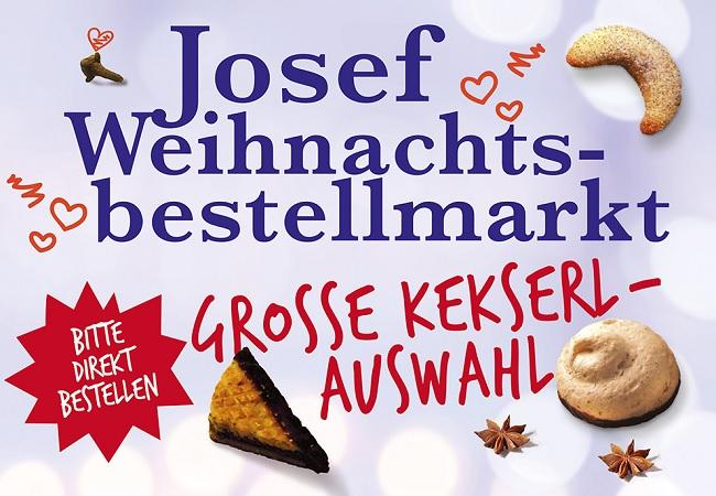 Josef Weihnachts-Bestellmarkt